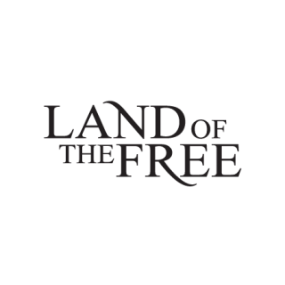 Land Of The Free Star Wall Quotes Decal Wallquotescom