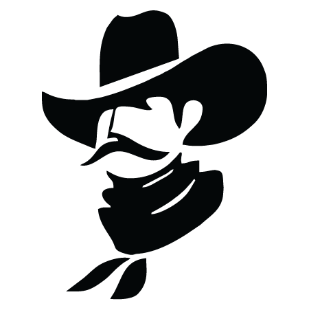 Cowboy Silhouette Wall Quotes Wall Art Decal Wallquotes Com