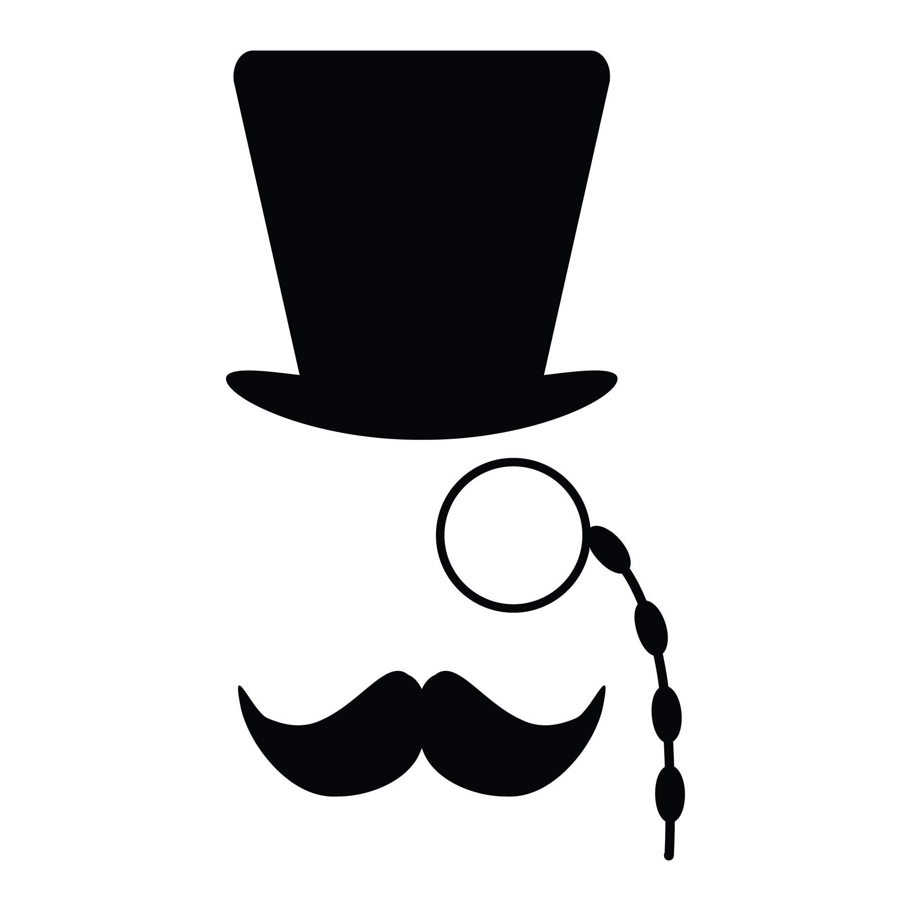 Monocle Gentleman Wall Quotes Wall Art Decal Wallquotes Com