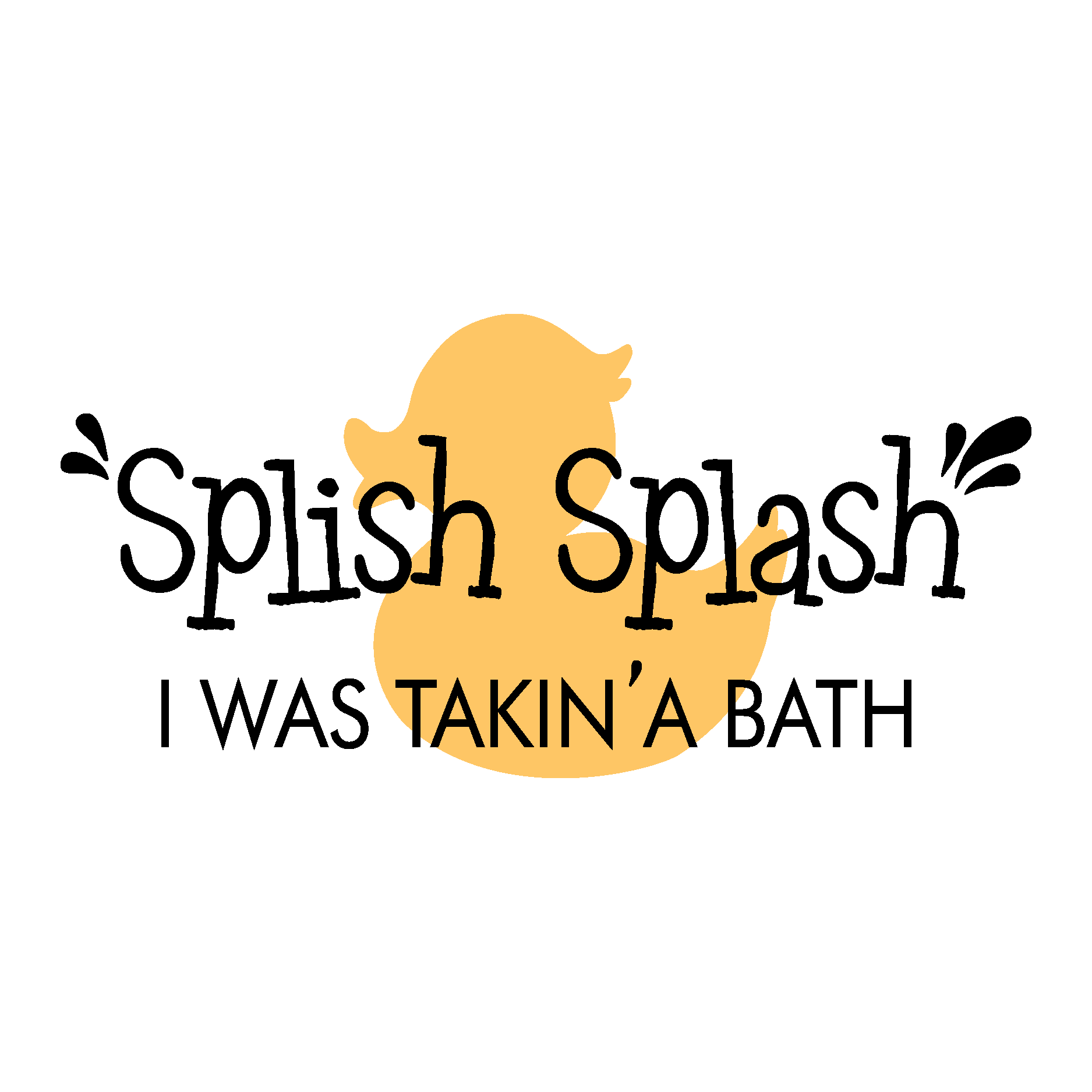 Takin A Bath Wall Quotes Decal Wallquotes Com