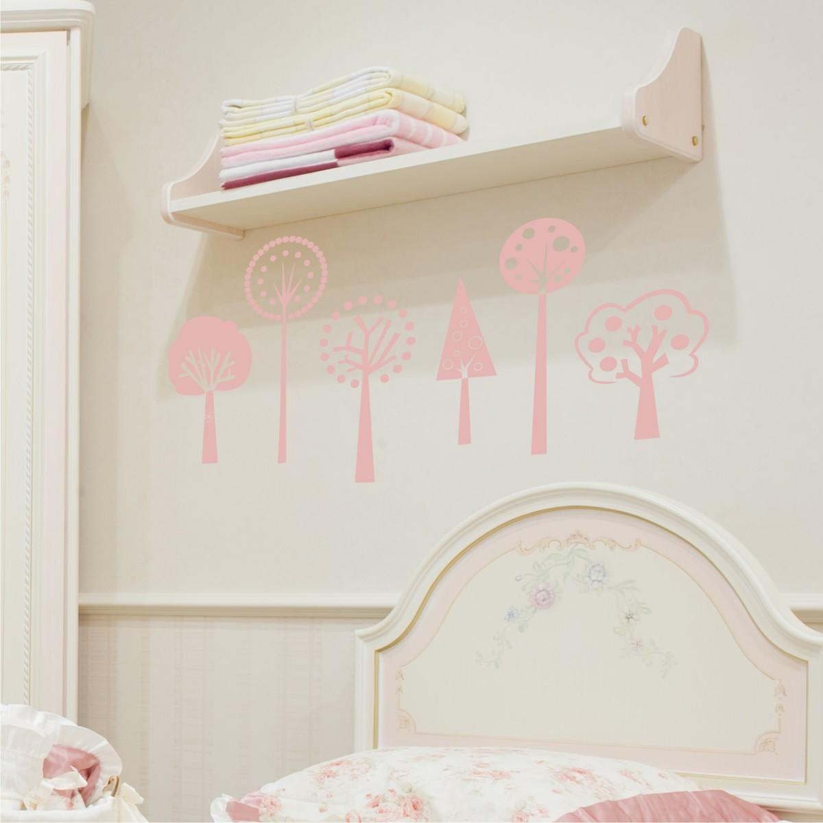 whimsical tree collection wall quotes u2122 wall art decal