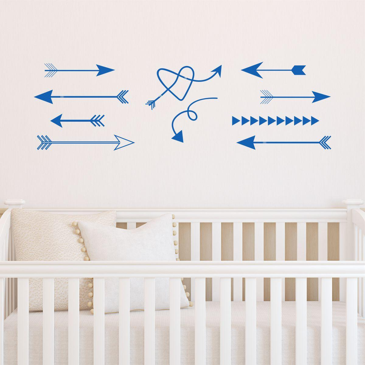 Whimsical Arrows Wall Quotes Wall Art Decal Wallquotes Com