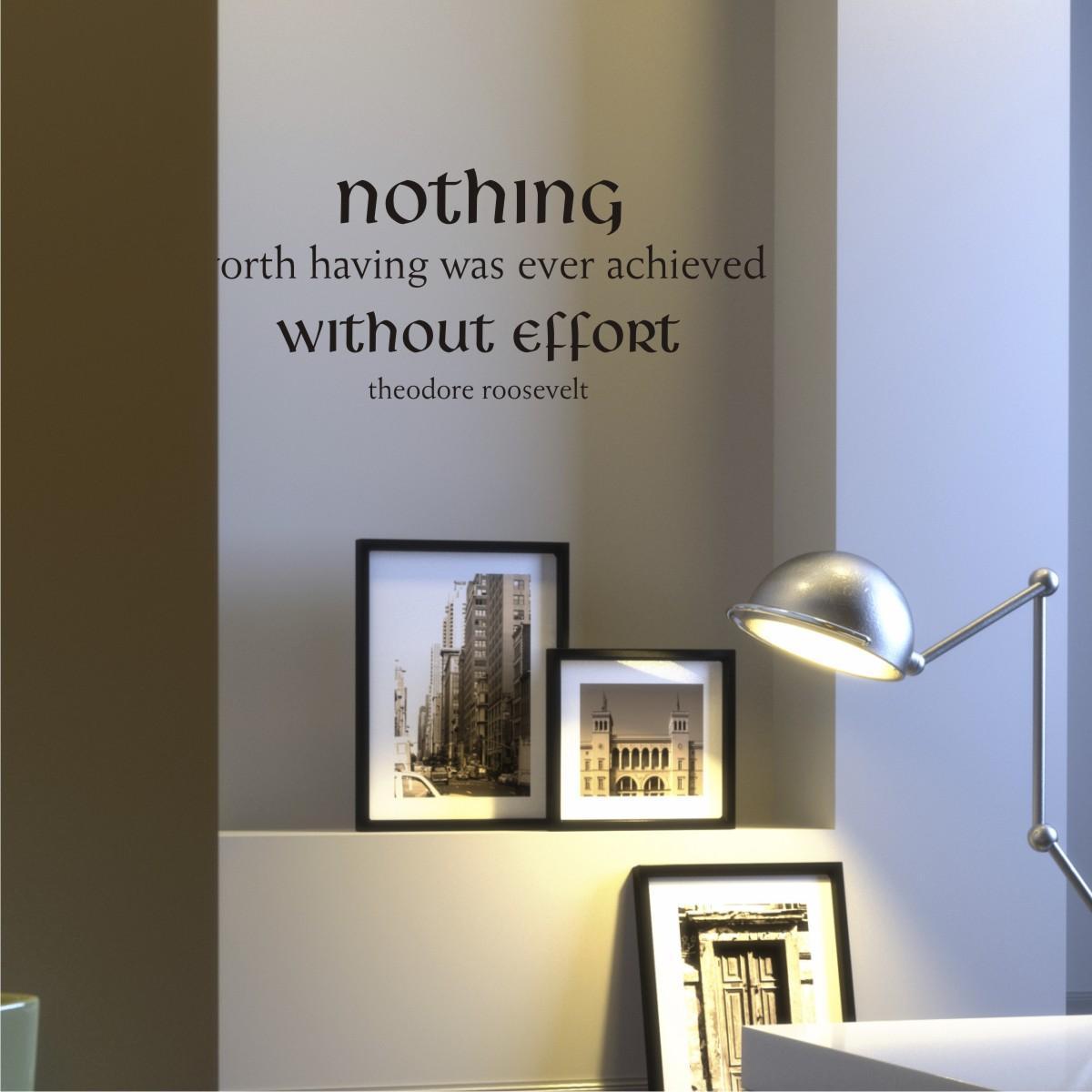 Quotes On Bedroom Door