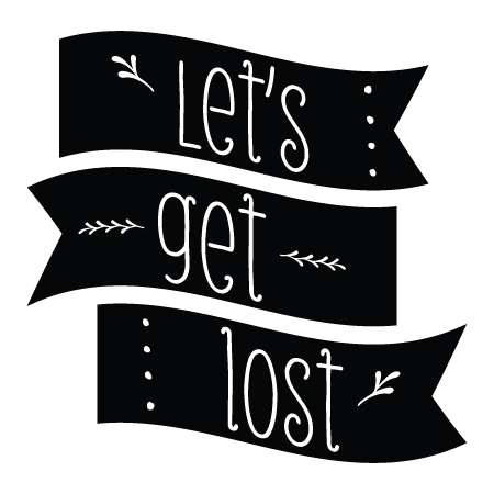 Let S Get Lost Wall Quotes Decal Wallquotes Com