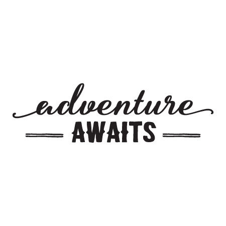 Adventure Awaits Wall Quotes Decal Wallquotes Com