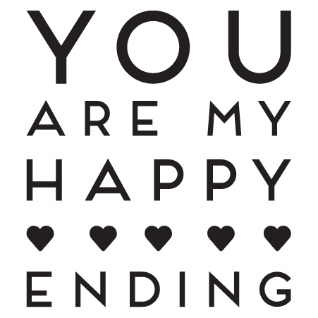 My Happy Ending Wall Quotes Decal Wallquotes Com