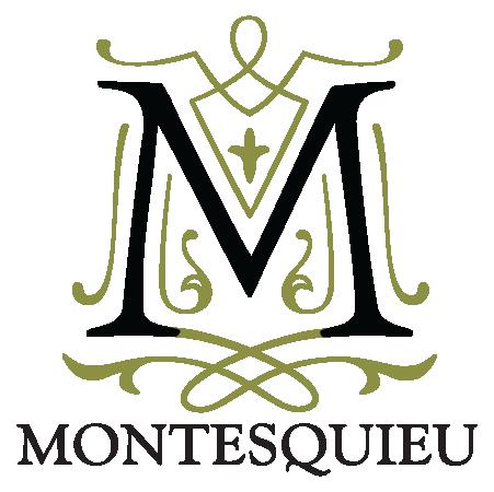 Montesquieu Monogram Wall Quotes Decal Wallquotes Com