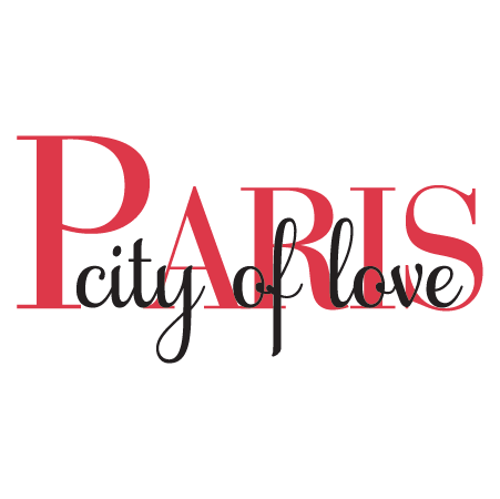 paris city of love wall quotes decal. Black Bedroom Furniture Sets. Home Design Ideas