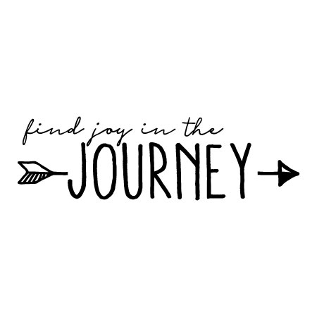 Find Joy In The Journey Wall Quotes Decal Wallquotescom