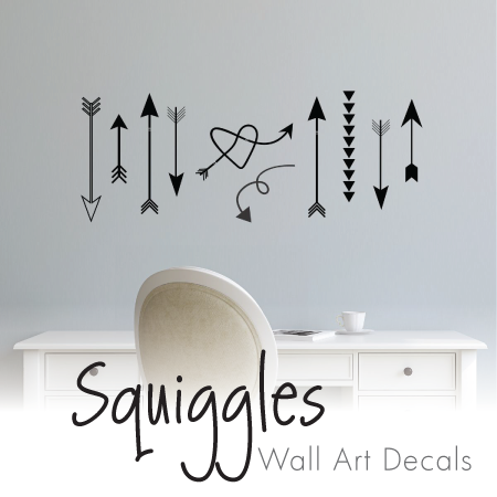 Decal Kits · Design Elements · Leaf Elements · Squiggles